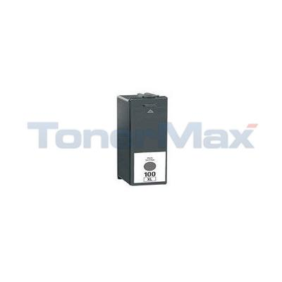 LEXMARK 100XL INK CARTRIDGE BLACK RP HY